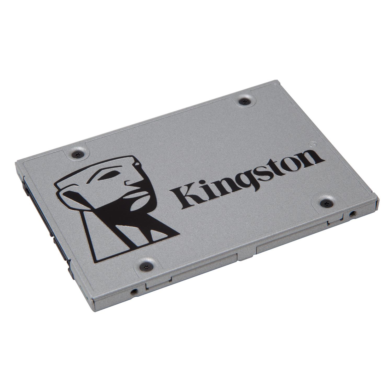 Disque dur SSD Kingston A400 480 Go 2.5 pouces 7mm Serial ATA 6Gb/s, Futur Réunion informatique
