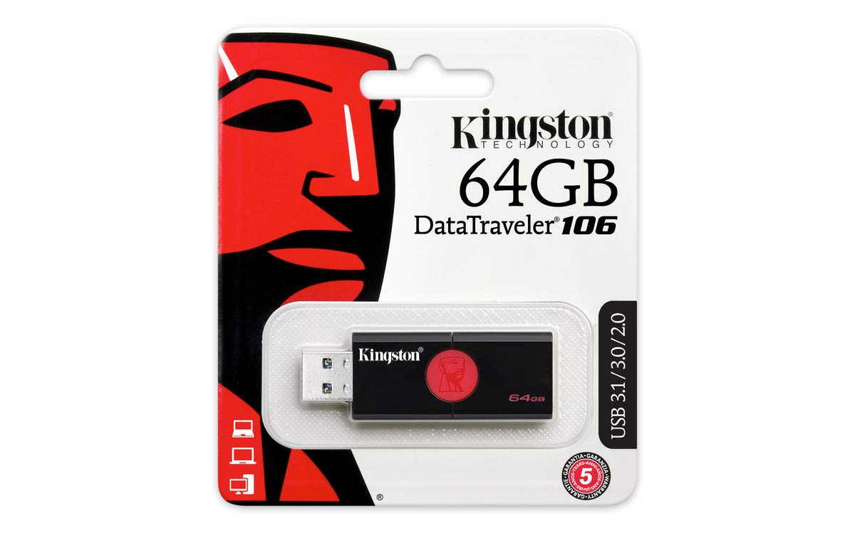 Clé USB 3.0 Kingston DataTraveler 106 64 Go , informatique ile de la réunion