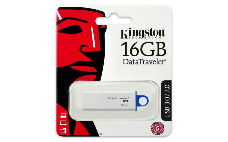 Clé USB 3.0 Kingston DataTraveler G4 16 Go , informatique ile de la réunion