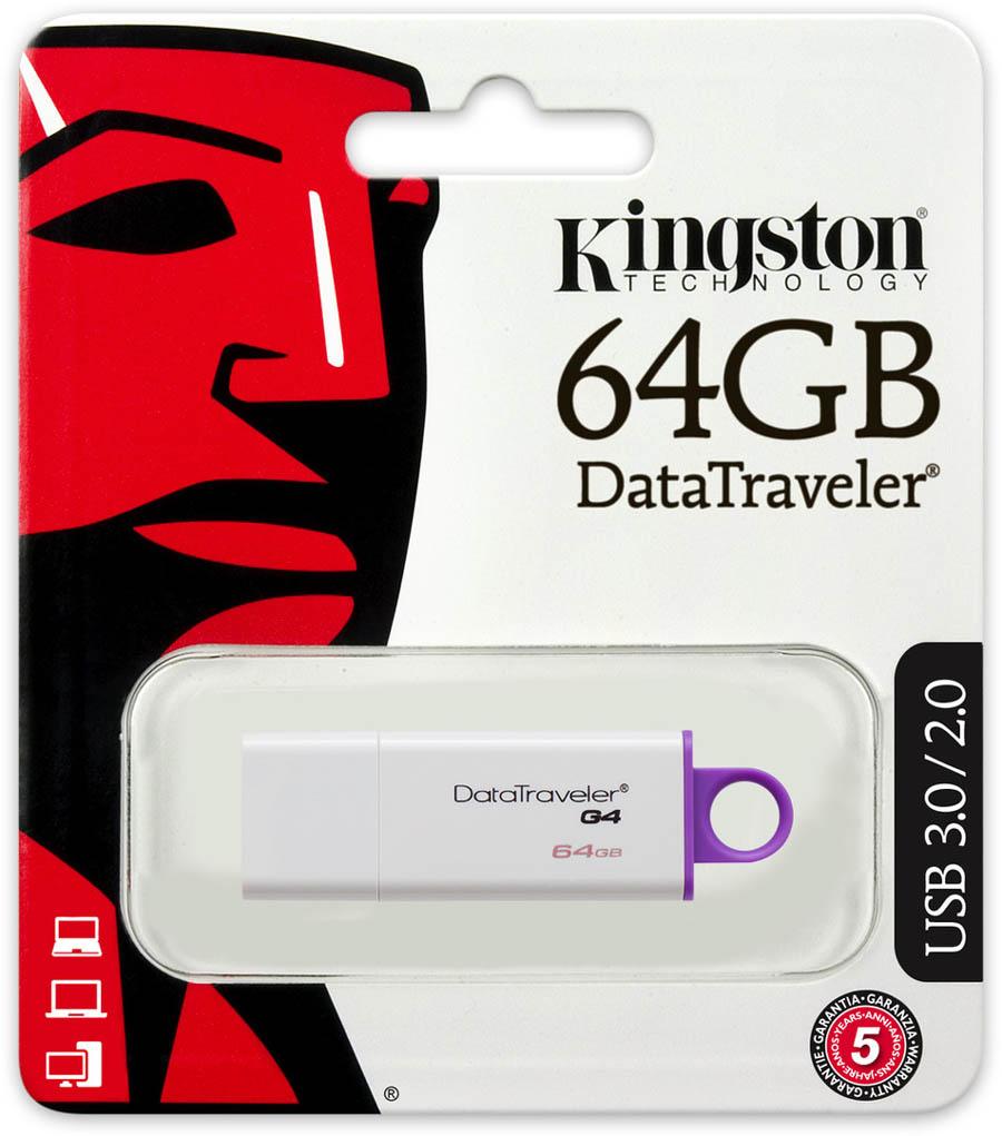 Clé USB 3.0 Kingston DataTraveler G4 64 Go , informatique ile de la réunion
