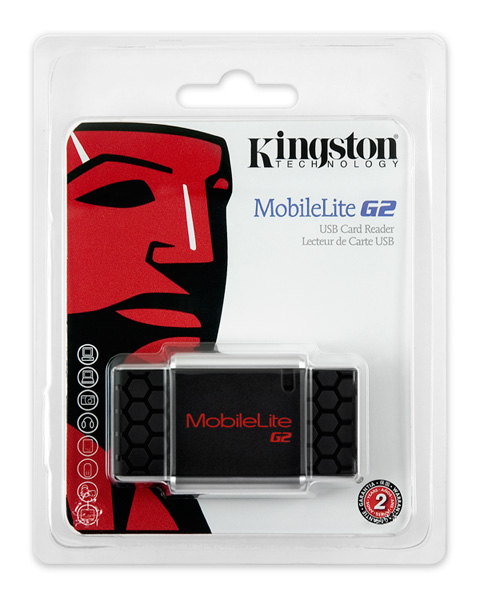 Lecteur de carte mémoire Kingston MobileLite G2 en USB 2.0, informatique Reunion 974, Futur Réunion informatique