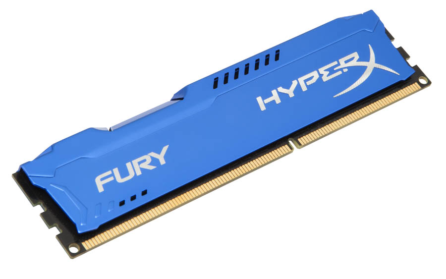 Mémoire Kingston 8Go DDR3 PC12800 1600 MHz Fury HyperX CL10, informatique Reunion 974, Futur Réunion informatique