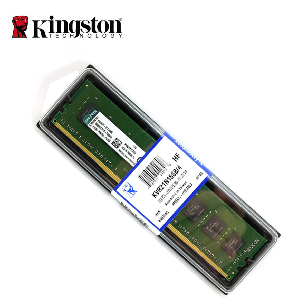 Mémoire Kingston 8Go DDR4 PC17000 2133 MHz CL15, informatique Reunion 974, Futur Réunion informatique