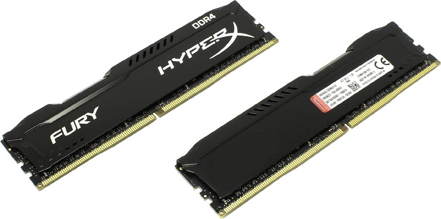 Mémoire Kingston Hyper-X kit 2x 8Go DDR4 PC21300 2666 MHz CL15, informatique Reunion 974, Futur Réunion informatique