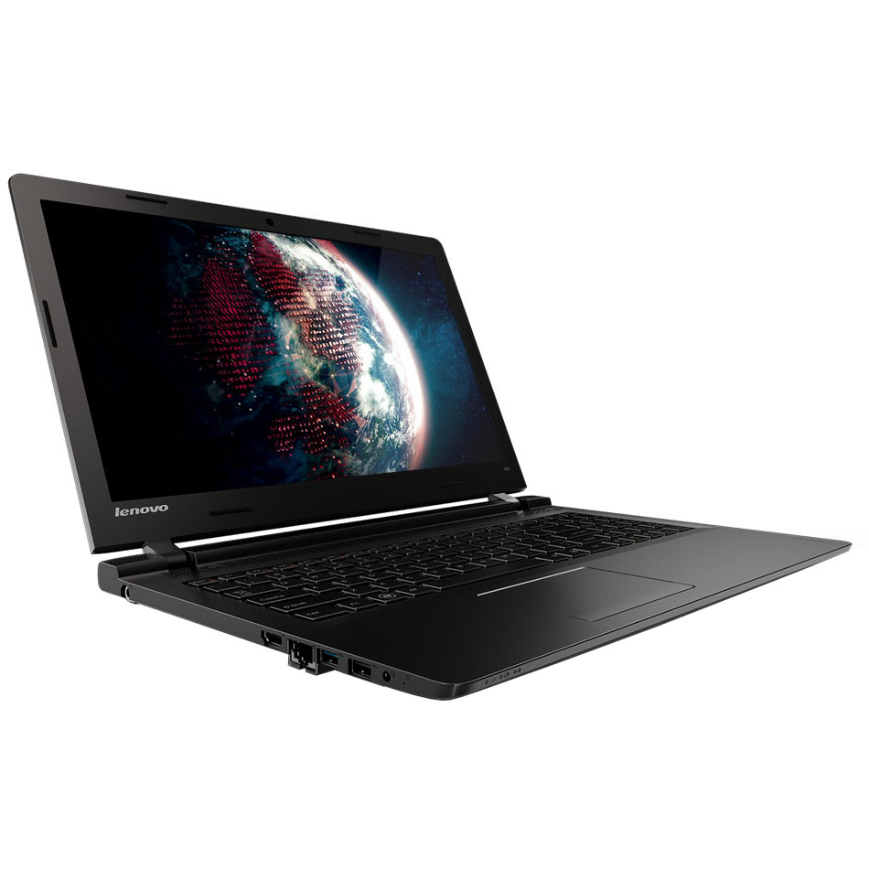 ordinateur portable lenovo ideapad 100 15 intel dual core. Black Bedroom Furniture Sets. Home Design Ideas
