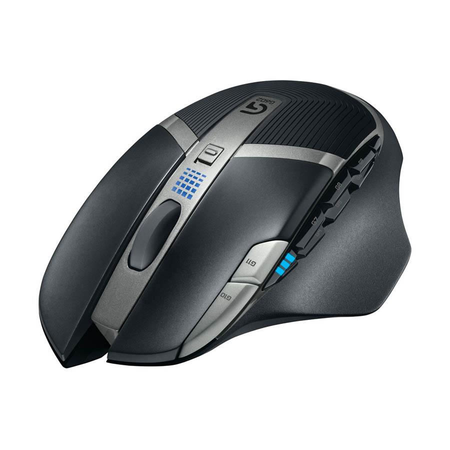 souris sans fil logitech wireless laser gaming mouse g602. Black Bedroom Furniture Sets. Home Design Ideas