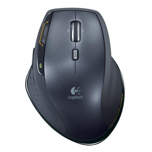 souris sans fil logitech wireless laser mouse mx 1100. Black Bedroom Furniture Sets. Home Design Ideas