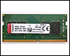 Mémoire So-Dimm Kingston 8Go DDR4 PC17000 2133 MHz CL15