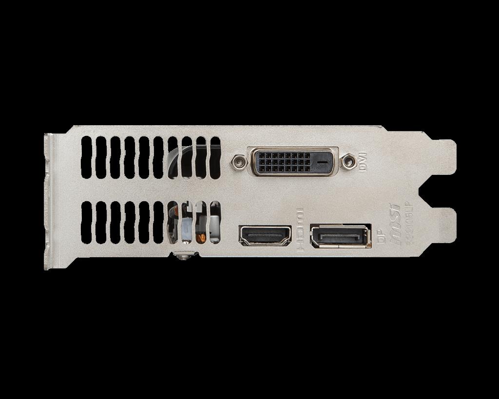 Carte graphique MSI GTX 1050 2Go DDR5 PCIe 3.0, informatique reunion, informatique ile de la Réunion 974