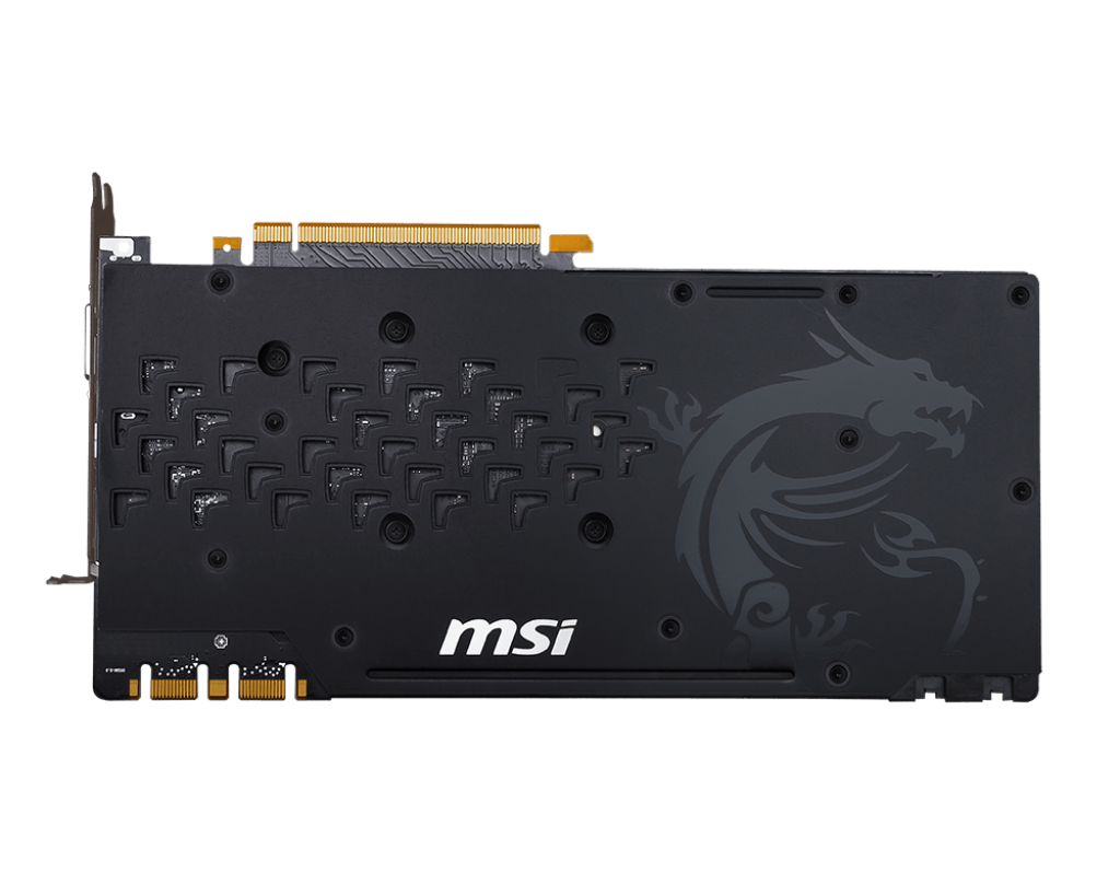 Carte graphique MSI GeForce GTX 1070 Ti Gaming 8 Go DDR5X PCIe 3.0, informatique reunion, informatique ile de la Réunion 974