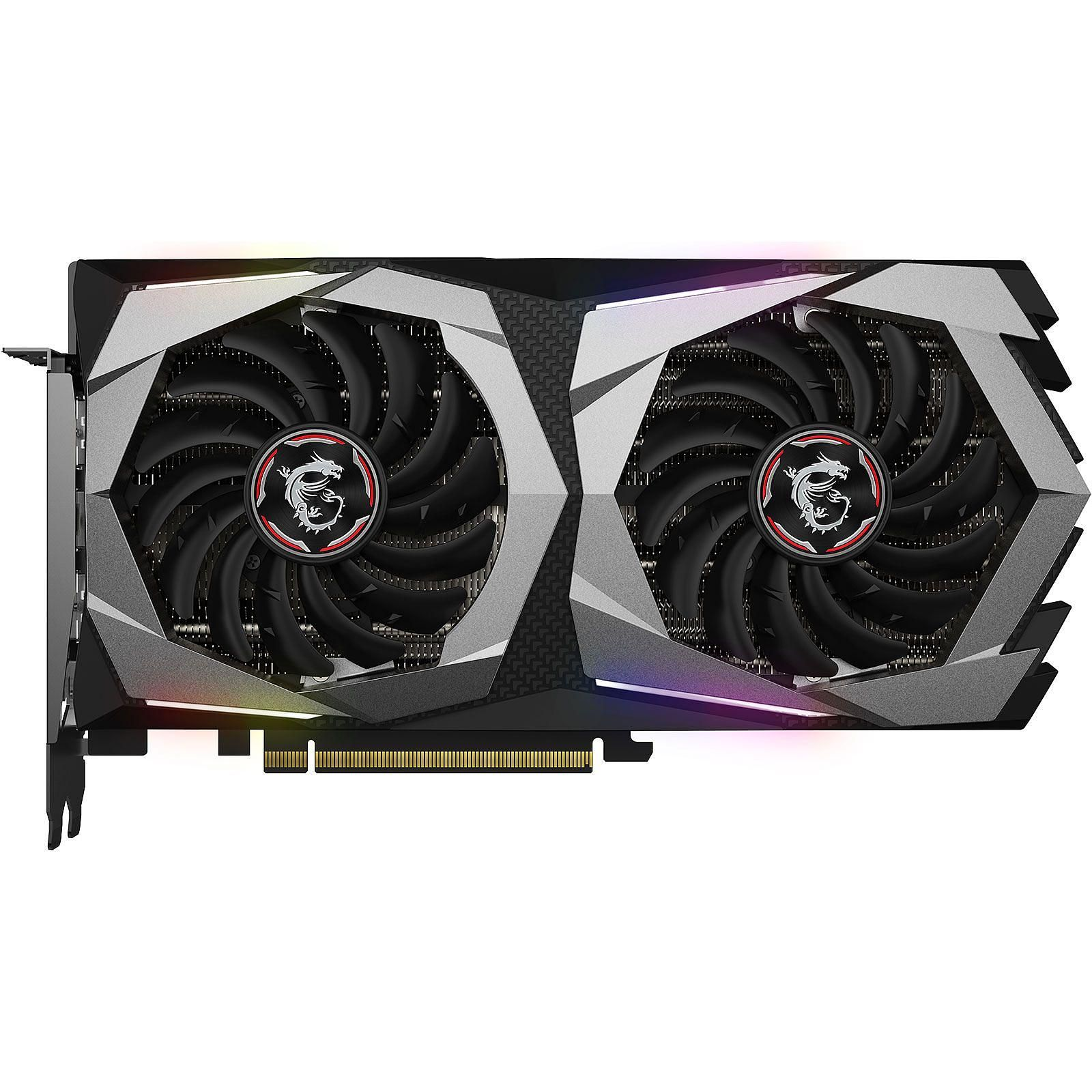Carte graphique MSI RTX 2060 Gaming Z 6Go DDR6 PCIe 3.0, informatique reunion, informatique ile de la Réunion 974