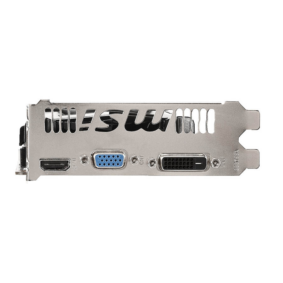 Carte graphique MSI GT740 2 Go DDR3 PCIe, informatique reunion, informatique ile de la Réunion 974