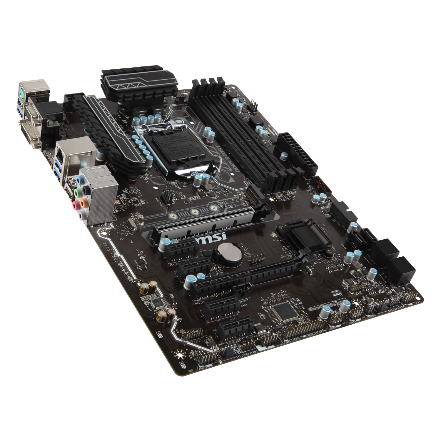 Carte mère MSI Z270-A Pro Socket 1151 (Intel Z270 Express) ATX, informatique ile de la Réunion 974