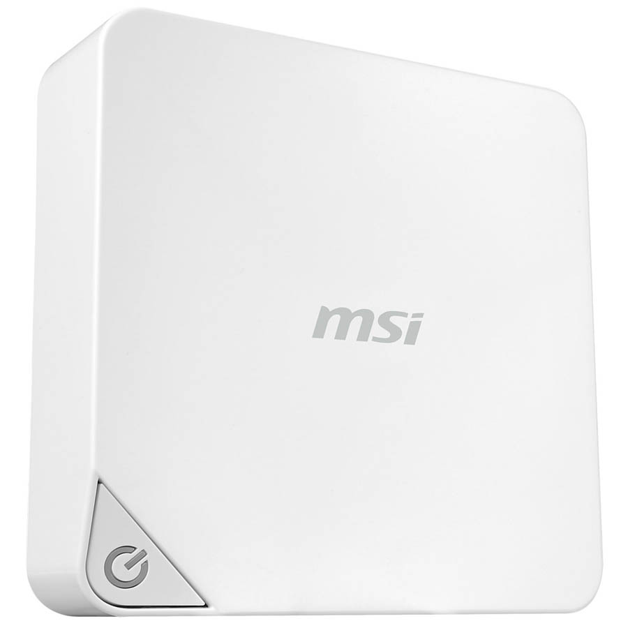 Mini ordinateur MSI Cubi-016EU i3205U, 2Go ddr3, SSD 64Go, Wi-Fi AC, Bluetooth, Windows 8.1  (mise à jour vers Windows 10 gratuite), informatique ile de la Réunion 974
