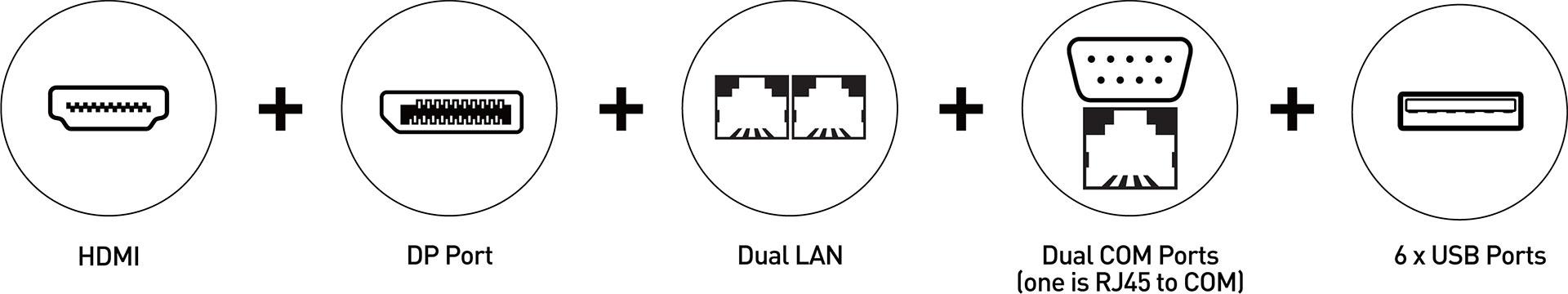 Mini ordinateur MSI Cubi 3 Silent S 005BEU i3 7100U, dual LAN, Port Série, Wi-Fi AC, Bluetooth, emplacement DDR4 x2 et M.2 + 2.5 pouces, informatique ile de la Réunion 974