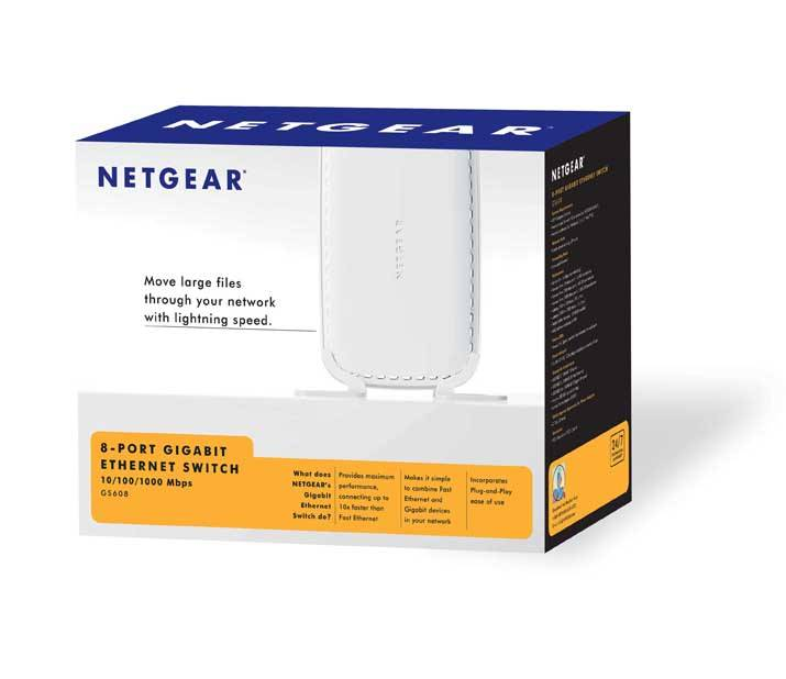 switch netgear gigabit gs608 Informatique R�union 974