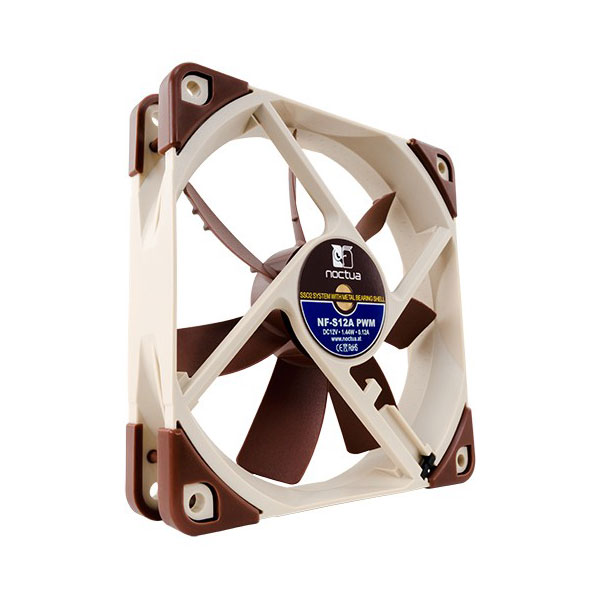 ventilateur noctua nf-s12a-pwm, informatique ile de la Réunion 974