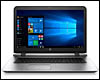 Ordinateur portable HP Probook 450 G3 15.6 Full HD, i7, 8Go