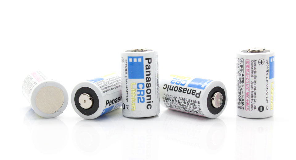 Pile panasonic cr2 lithium 3 0 volts - Pile cr2 3v ...