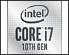 Processeur Intel Core i7 10700KF 3.8 GHz / 5.1 GHz, 8 Core/16 Threads, Socket 1200, 16 Mo (Box) Sans radiateur, sans GPU