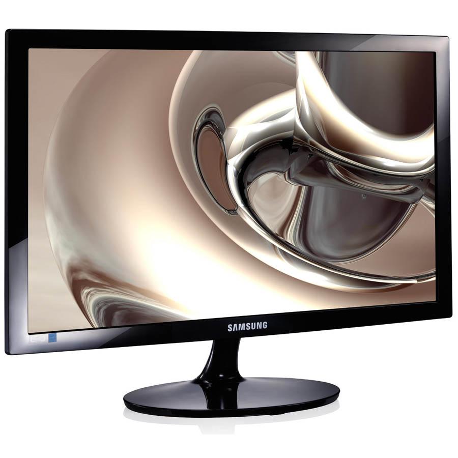 Ecran Moniteur LCD 22 pouces SAMSUNG S22D300HY 16/9eme Full HD (5ms) VGA/HDMI, Informatique Réunion 974