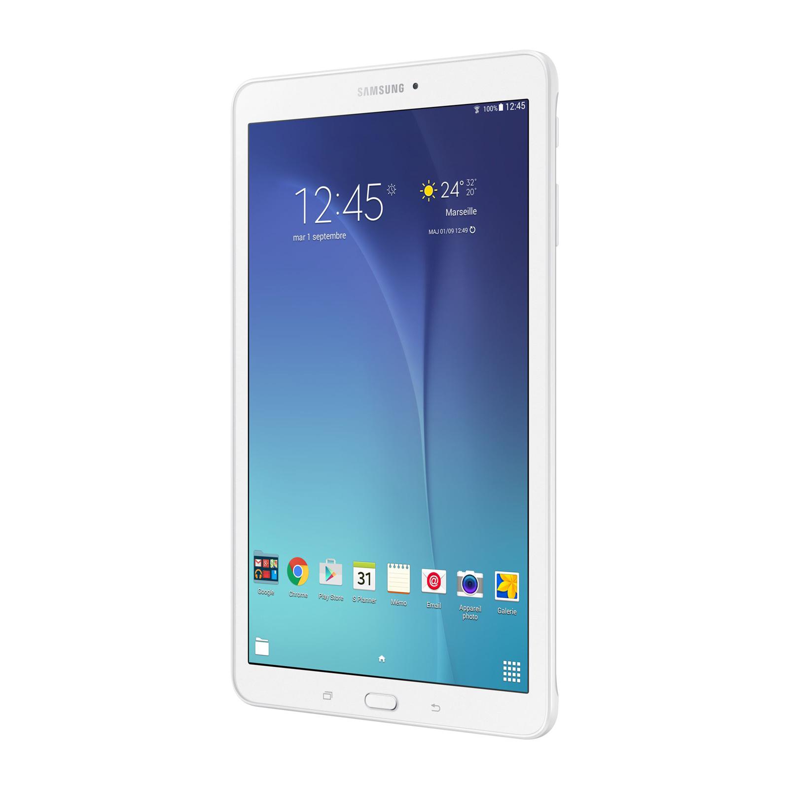 Tablette tactile Samsung Galaxy Tab E - SM-T560 9.6 pouces 8 Go, informatique ile de la Réunion 974