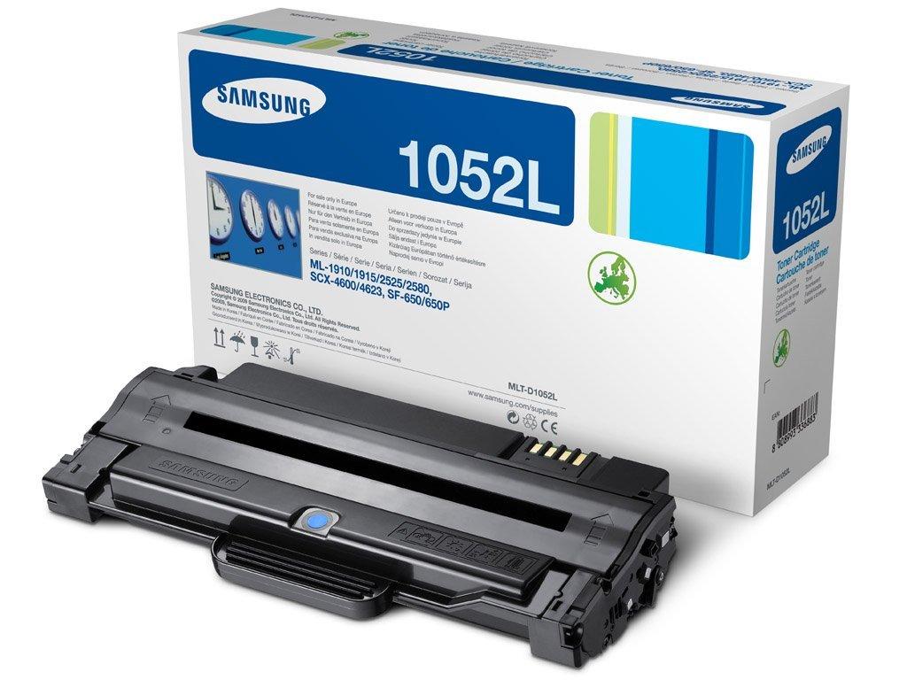 Samsung MLT-D1052L Cartouche de toner 2500 pages Noir , Informatique Réunion 974