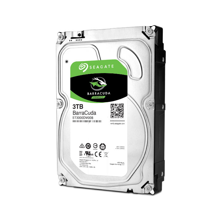Disque dur Seagate Desktop 3 To SATA 3 (SATA 6Gb/s) 64 Mo 7200 trs/mn (bulk), informatique ile de la Réunion 974