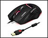 Souris Advance Spirit of Gamer ELITE-M10 RGB + tapis de souris