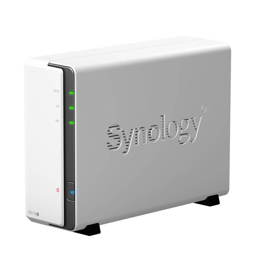 Serveur NAS Synology DS112j Informatique ile de la Réunion 974