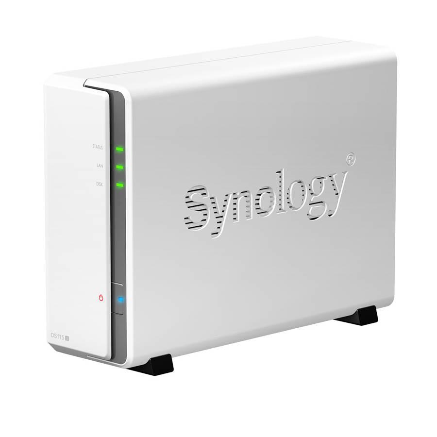 Serveur NAS Synology DS115j Informatique ile de la Réunion 974