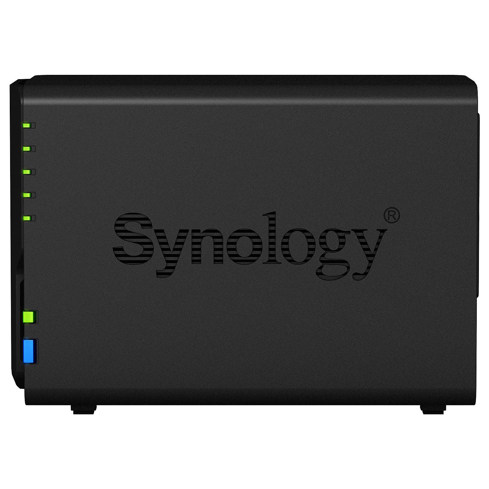 Serveur NAS hautes performances Synology DS220+ pour 2 disques durs SATA, Informatique ile de la Réunion 974