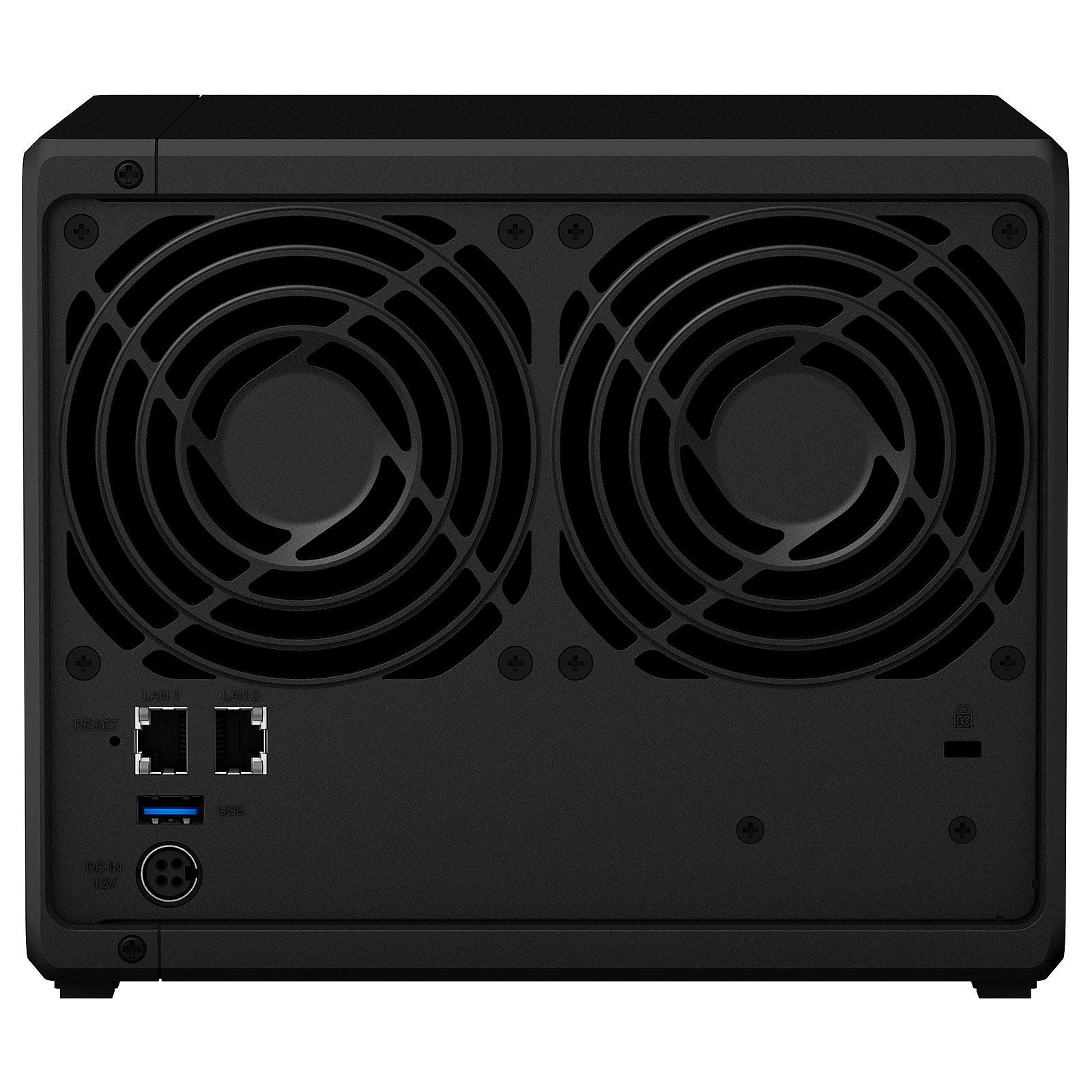 Serveur NAS hautes performances Synology DS420+ pour 4 disques durs SATA, Informatique ile de la Réunion 974