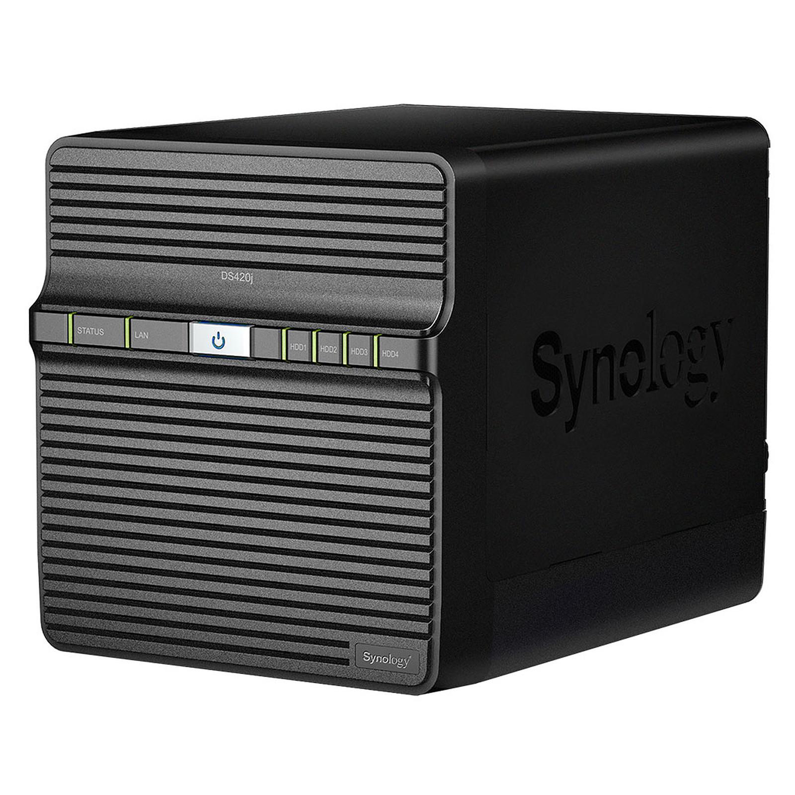 Serveur NAS Synology DS420j pour 4 disques durs SATA, Informatique ile de la Réunion 974