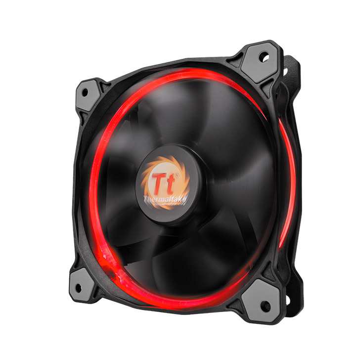 Ventilateur Thermaltake Riing 256 couleurs 120 mm pour boitier (boite de 3), informatique ile de la Réunion 974, Futur Réunion Informatique