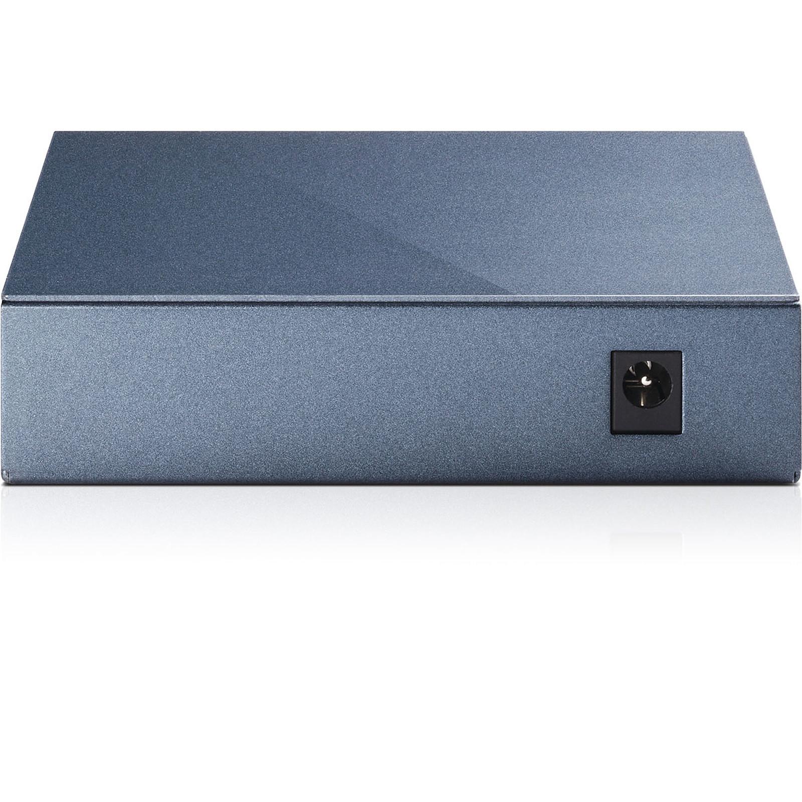 Switch réseau métal Gigabit 5 ports 10,100,1000 Mbps TP-LINK TL-SG105, informatique Reunion, 974, Futur Réunion
