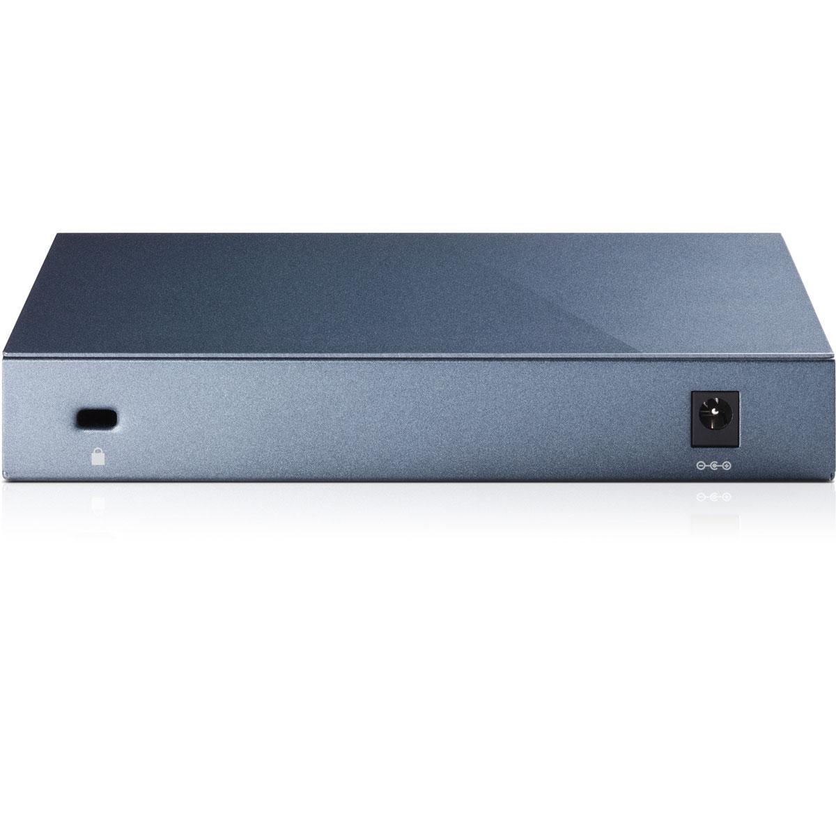 Switch réseau métal Gigabit 8 ports 10/100/1000 Mbps TP-LINK TL-SG108, informatique Reunion, 974, Futur Réunion