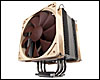 Ventirad Noctua NH-U12P SE2 socket Intel LGA1366, 1155, 1156, 1150, 1151, 775 & AMD AM2/2+/3/3+, FM1/2/2+ avec 2X ventilateurs 12cm