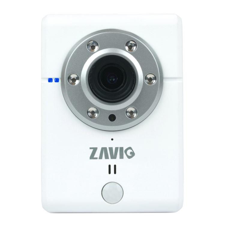 Caméra IP compacte Wi-Fi HD 720p Zavio F3115 jour/nuit, informatique Reunion 974, Futur Réunion informatique