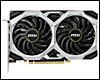 Carte graphique MSI GeForce GTX 1660 SUPER VENTUS XS 6G OC 6Go DDR5 PCIe 3.0
