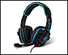Casque-micro pour gamer surround 7.1 virtuel (multi plateformes)