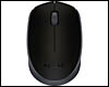 Souris sans fil Logitech wireless mouse optical M171