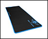 Tapis de souris SPIRIT OF GAMER - BLEU XXL Gaming (300 x 780 x 5mm)